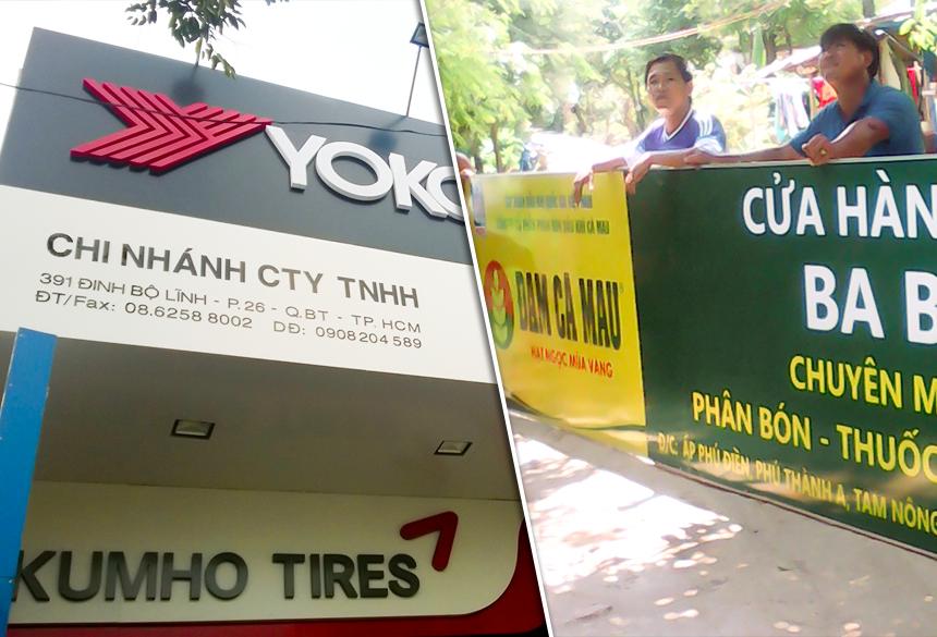 Nhận thầu chuỗi bảng hiệu quảng cáo (UY TÍN, CHUYÊN NGHIỆP)