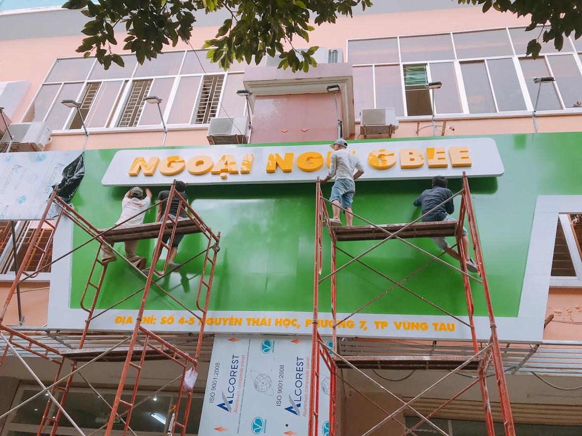 Làm bảng hiệu quảng cáo giá rẻ tại tphcm - Quảng Cáo Khởi Mộc