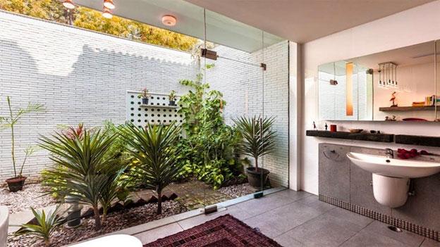 19+ mẫu giếng trời lấy ánh sáng tự nhiên vào trong nhà bạn